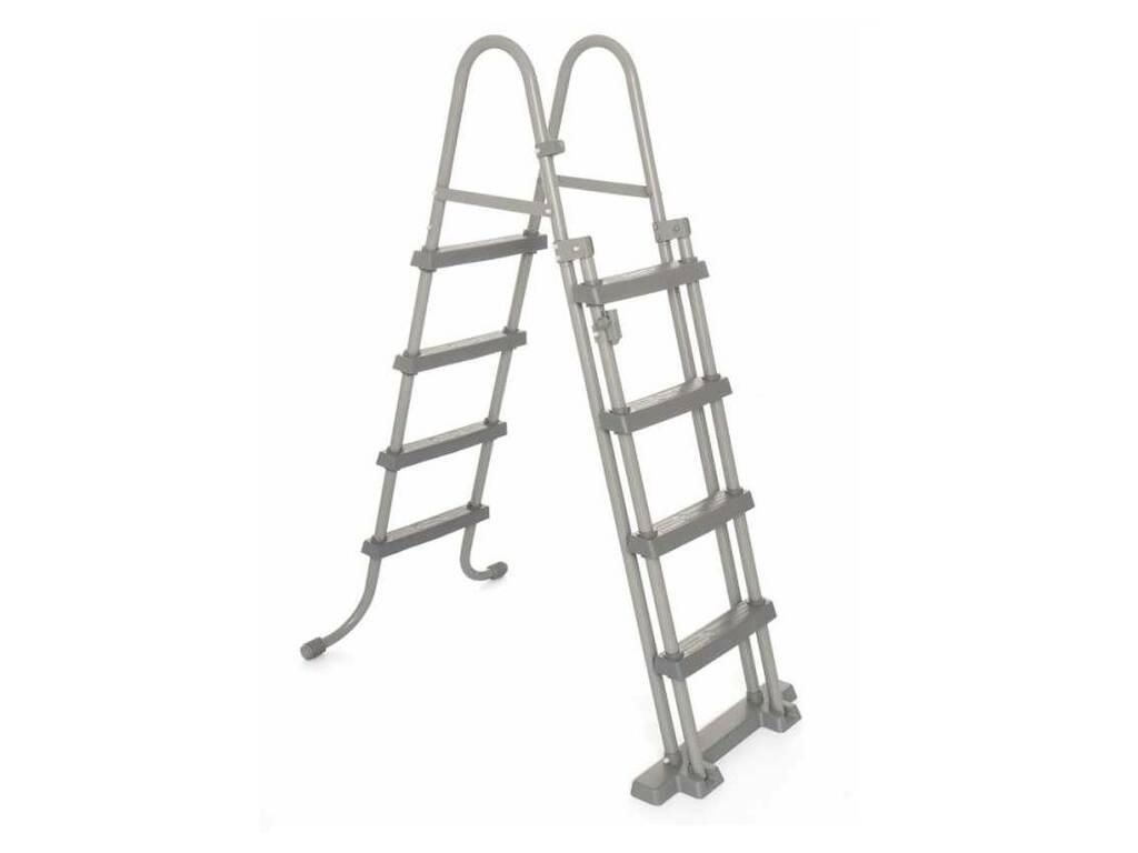 Escada de Segurança Piscina 122 cm. Bestway 58331