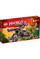 Lego Ninjago Helicoptero de Ataque Condrai