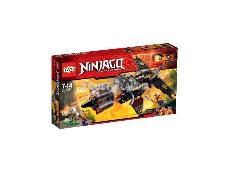 Lego Ninjago Destructor de Roca