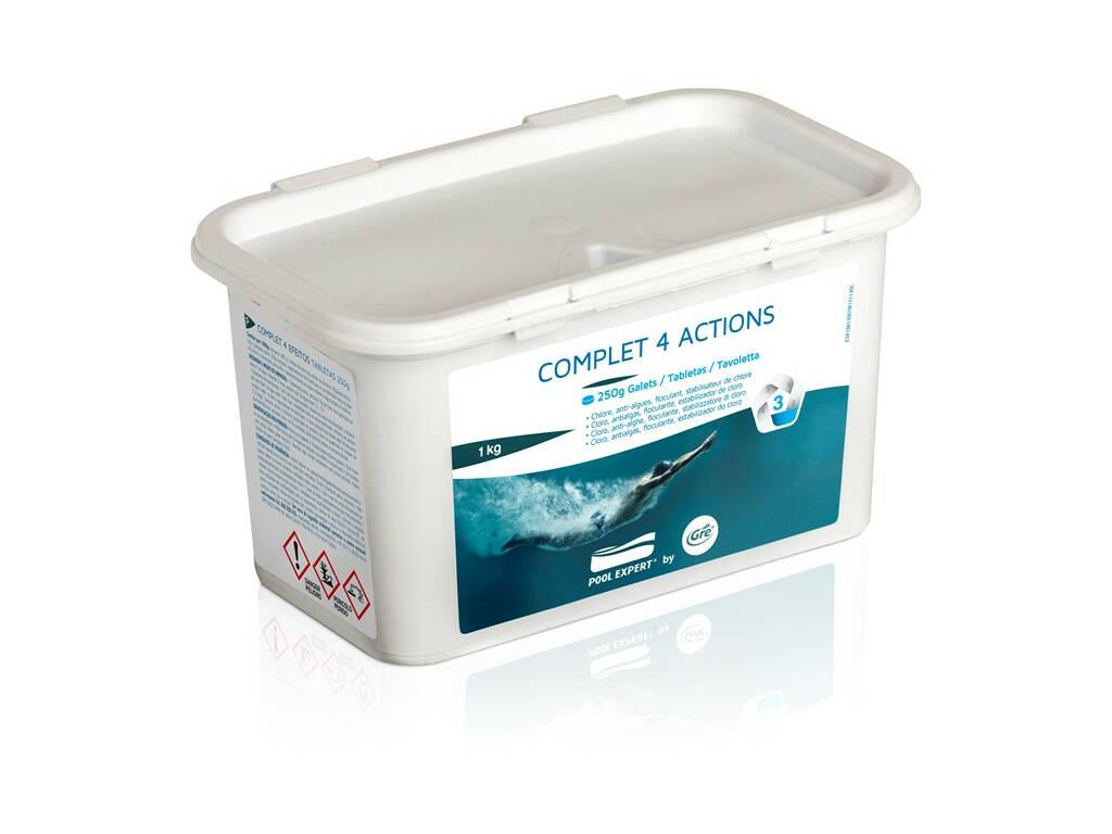 Multifunción Sin Sulfato De Cobre Past.250gr - 1kg Gre 76039