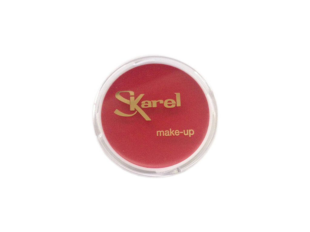 Pot de maquillage 12 gr rouge