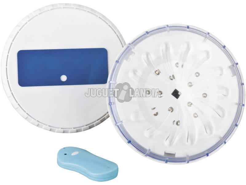 Conjunto 2 holofotes LED para piscina elevada Gre PLED2