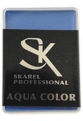Wasserschminke von 12 gr. Blau