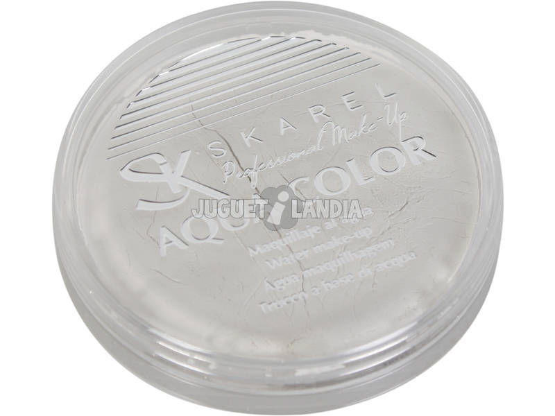 Maquillaje al Agua 12 gr. Blanco