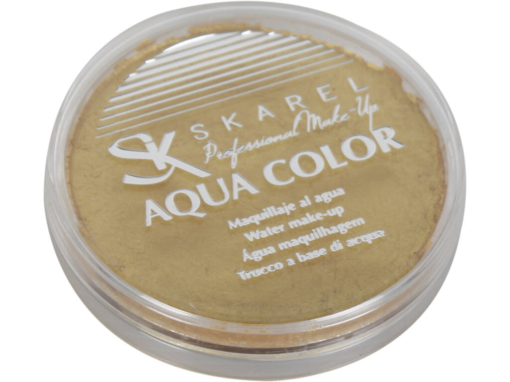 Maquillaje al Agua 12 gr. Oro