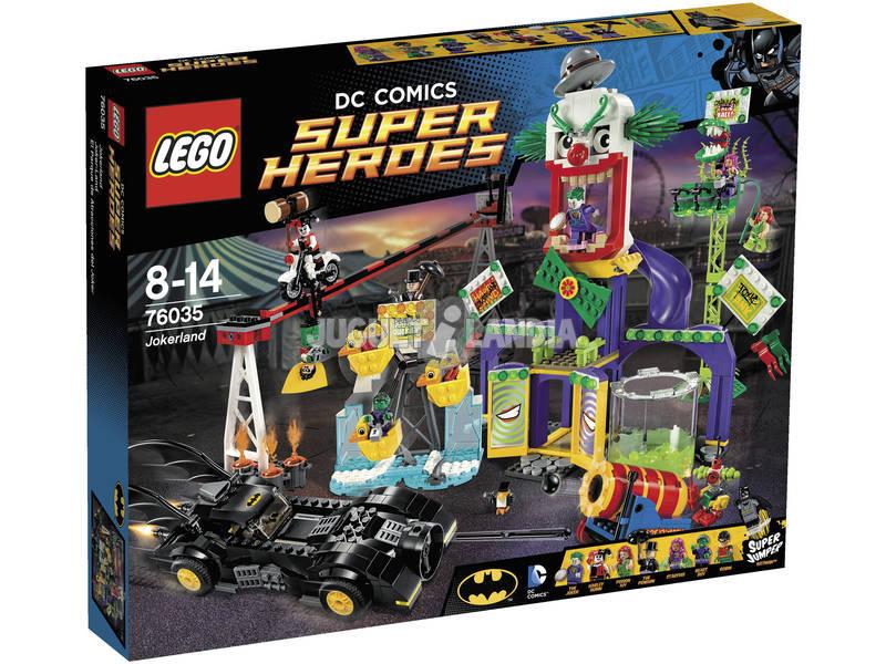 Lego SH Jokerland