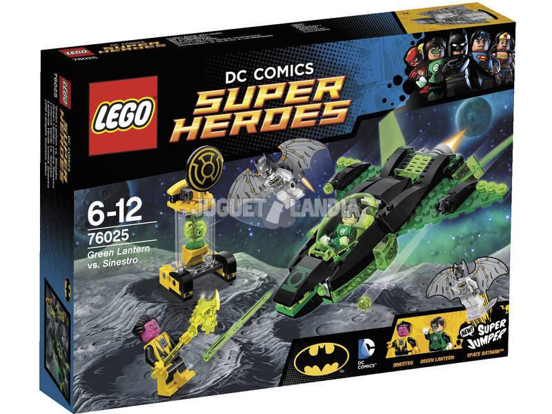 Lego SH Lanterna Verde vs. Sinestro