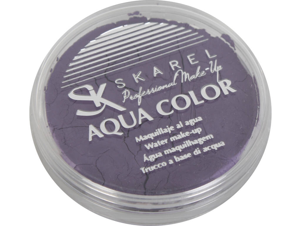 Maquillaje al Agua 12 gr. Violeta