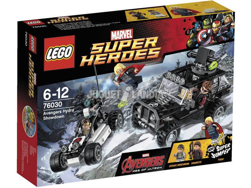 Lego- Resa dei conti con l'Hydra.
