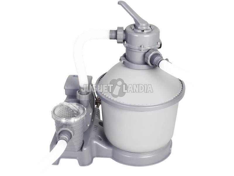 Pompe de Filtration à Sable 3 785 L/h Bestway 58400