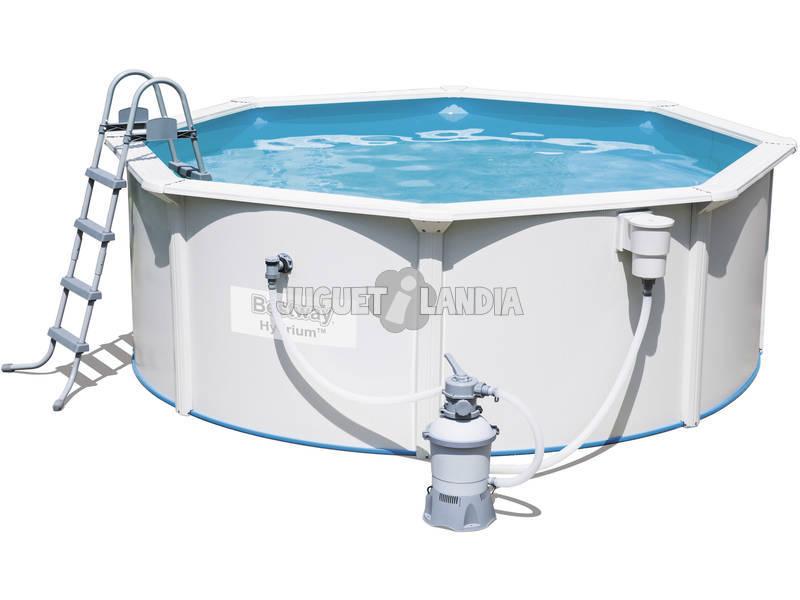 Piscina fuori terra hydrium 360x120 cm bestway 56574 - Misure piscina bestway ...
