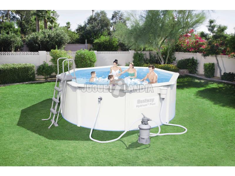 Acheter piscine hors sol hydrium 360x120 cm bestway 56574 for Acheter piscine hors sol