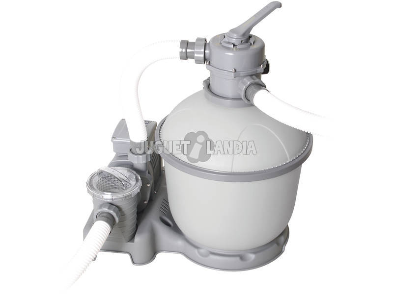 Depurador Filtro de areia 5.678 L / H Bestway 58404