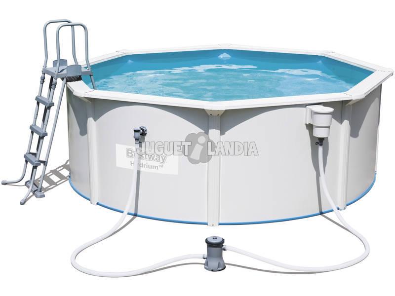 Piscina Desmontável Hydrium 360x120 Cm. Bestway 56571