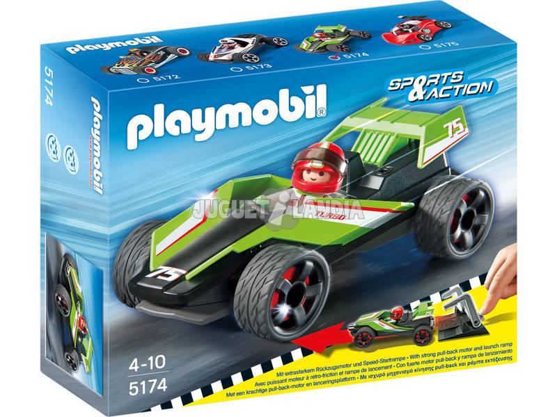 Playmobil Turbo Racer