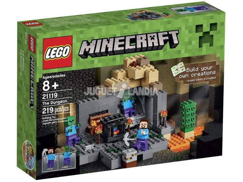 Lego Minecraf La Prigione
