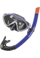Gafas Buceo y Tubo Aero Form