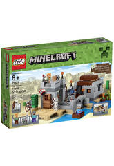 Lego Minecraft Le Fort du désert