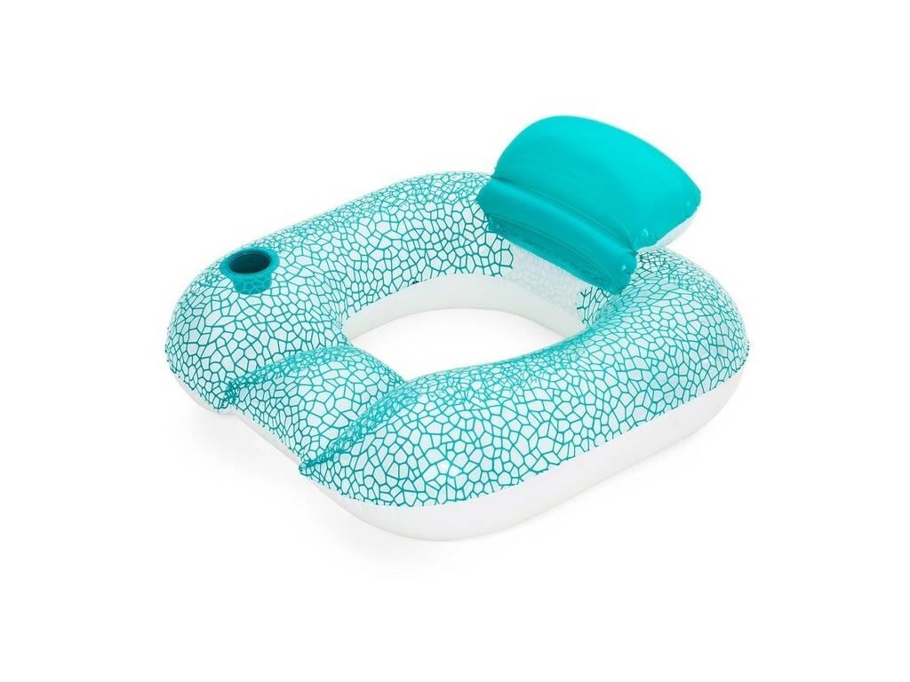 Poltrona Gonfiabile Flip Pillow 102x94 cm Bestway 43097