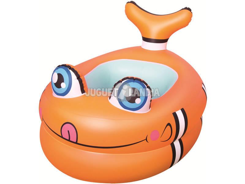 Acheter piscine gonflable nemo l phant juguetilandia for Acheter piscine gonflable