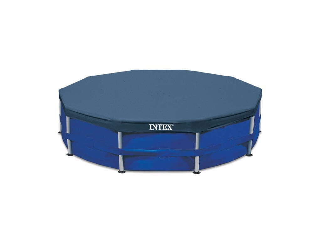 Acheter b che pour piscine 305 cm octogonale intex 28030 for Bache pour piscine intex
