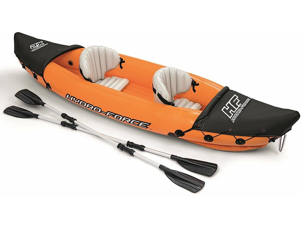 Kayak Lite Rapid Hydro-Force 321x88 Cm. Bestway 65077