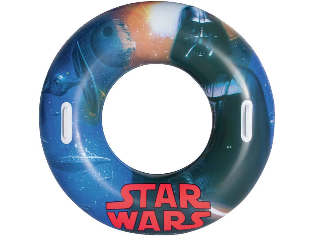 Flutuador com Alças Insuflável 91 cm. Star Wars