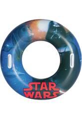 Bouée Gonflable Avec Poignées 91 cm Star Wars