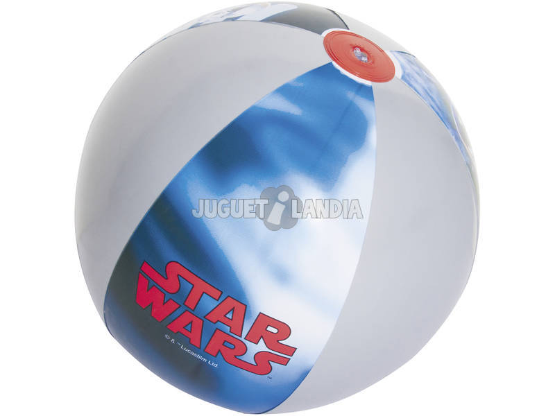 Pelota Hinchable Star Wars 61 cm. Bestway 91204