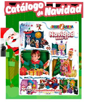 Catálogo Juguetes Navidad 2020-21