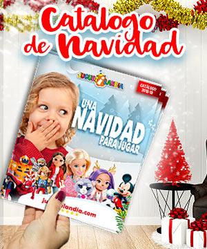 Catálogo Juguetes Navidad 2018 - 2019