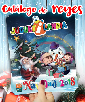 Catálogo Juguetes Navidad Reyes 2018 - 2019