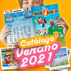 Catálogo Juguetes Verano 2021