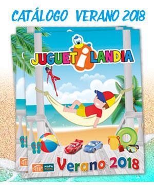 Catálogo Juguetes Verano 2018