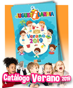 Catálogo Juguetes Verano 2019