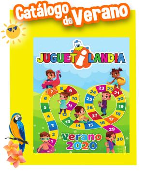 Catálogo Juguetes Verano 2020
