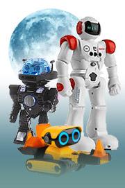 Roboter Figuren