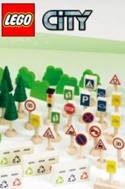 Lego city accessoires