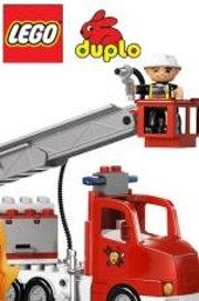 Lego duplo bombeiros
