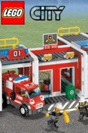 Lego city bombeiros