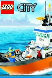 Lego city garde-côte