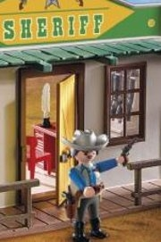 Playmobil l'ouest sauvage