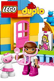Lego Duplo Docteur La Peluche