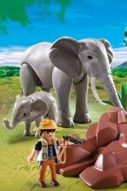 Playmobil monde animal