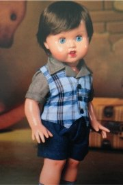 Juanín pérez boneco 50cm