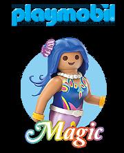 Playmobil monde magique
