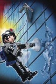 Playmobil ville sécurité