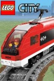 Lego city comboios