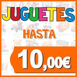 Artículos hasta 10 €