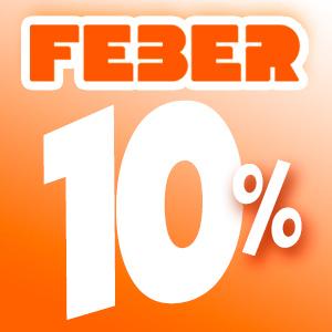 -10% FEBER